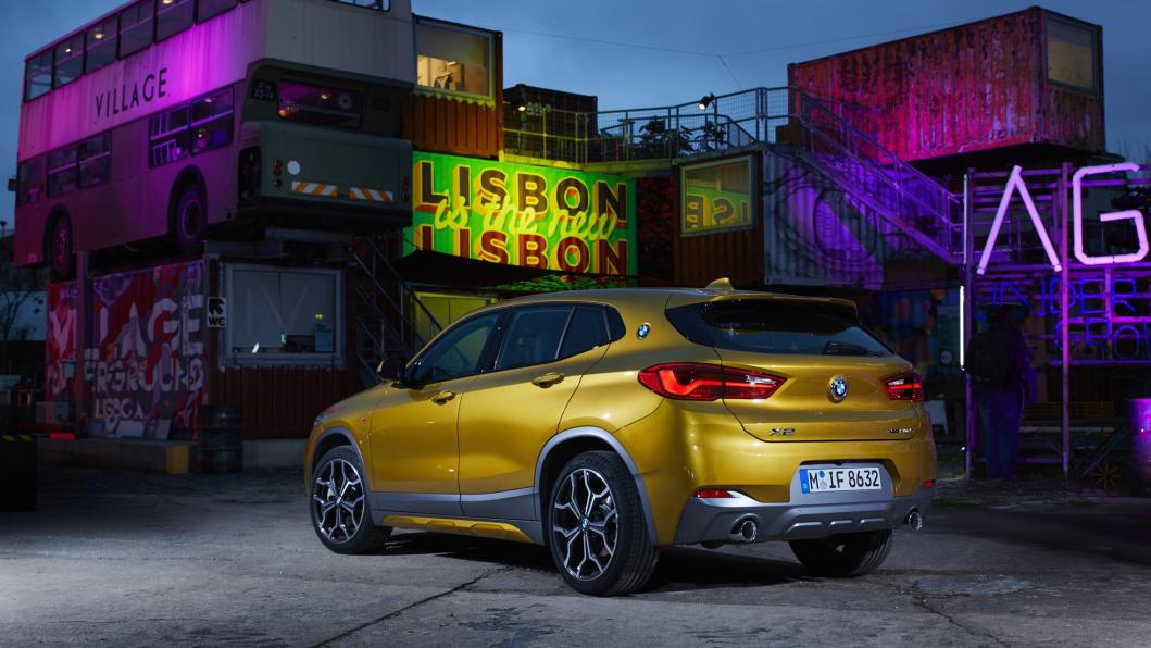 A Look At The BMW X2 – BMW's New, Sporty Crossover