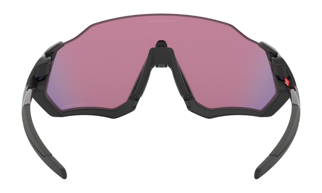 Oakley Flight Jacket Sunglasses: Aggressive New Style For A Fog-Free Ride