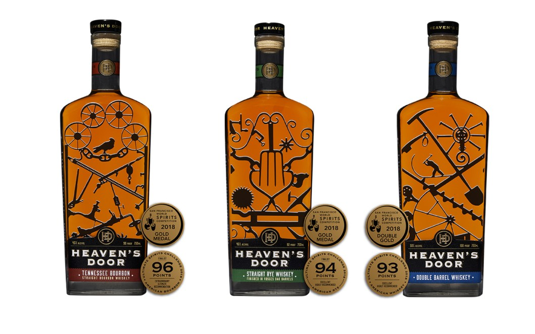Check Out Bob Dylan's New Whiskey Brand – Heaven's Door