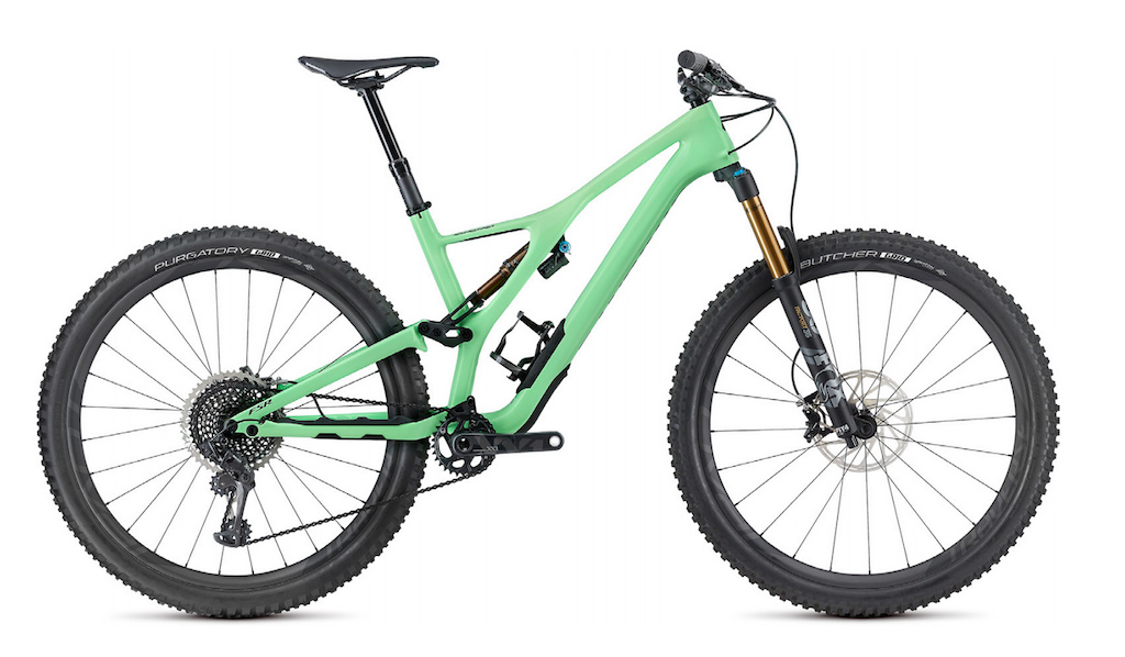 The New 2019 Specialized Stumpjumper Improves on a Classic