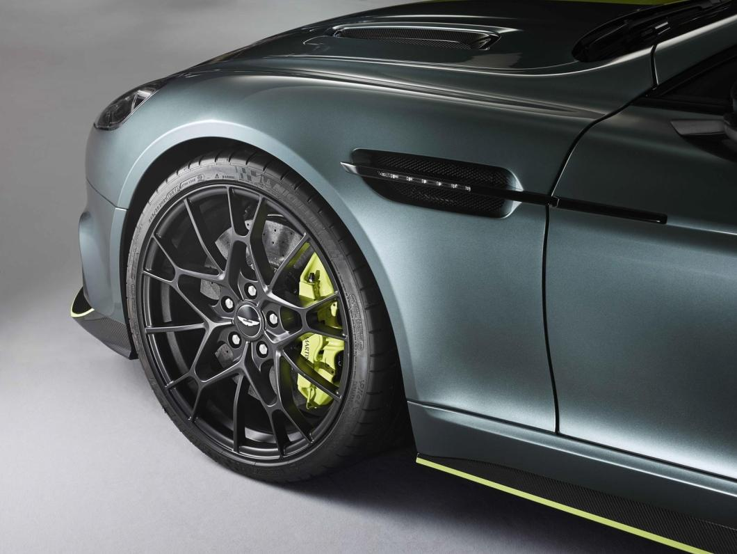 The 2019 Aston Martin Rapide AMR is The Fastest Aston Martin Ever