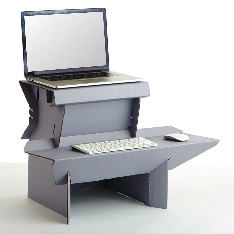 Exceptional Spark Ergodriven Cardboard Standing Desk Images