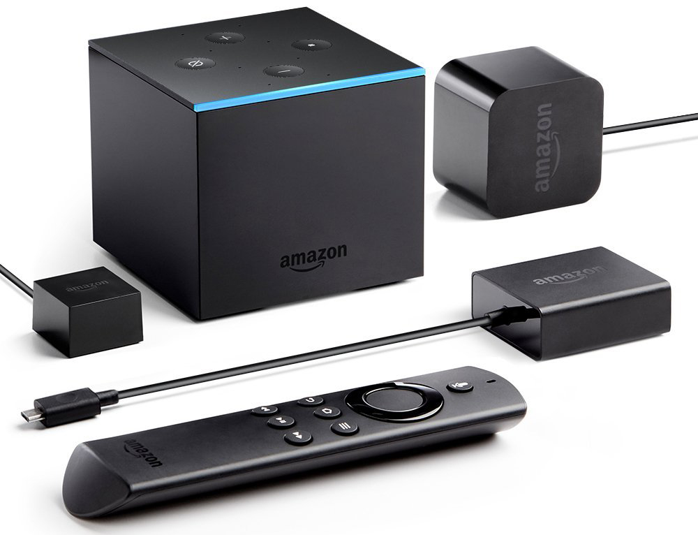 Control Your TV With Alexa and The Amazon Fire TV Cube