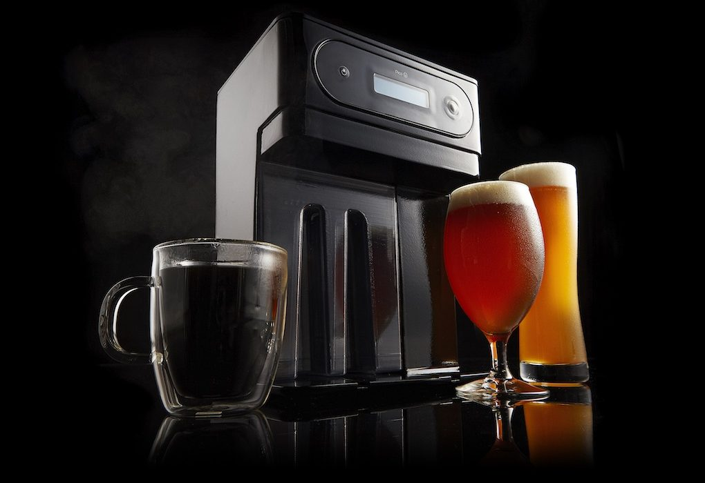 The Pico U is the New Universal Homebrewer For Coffee, Beer, Kombucha
