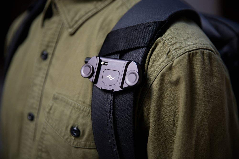 Like Cameras? You Need The Peak Design Capture Clip