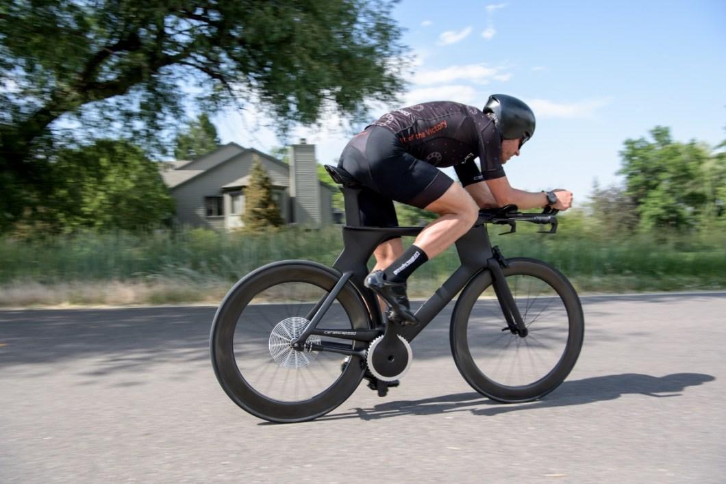 CeramicSpeed Made A Chainless Bike Drivetrain