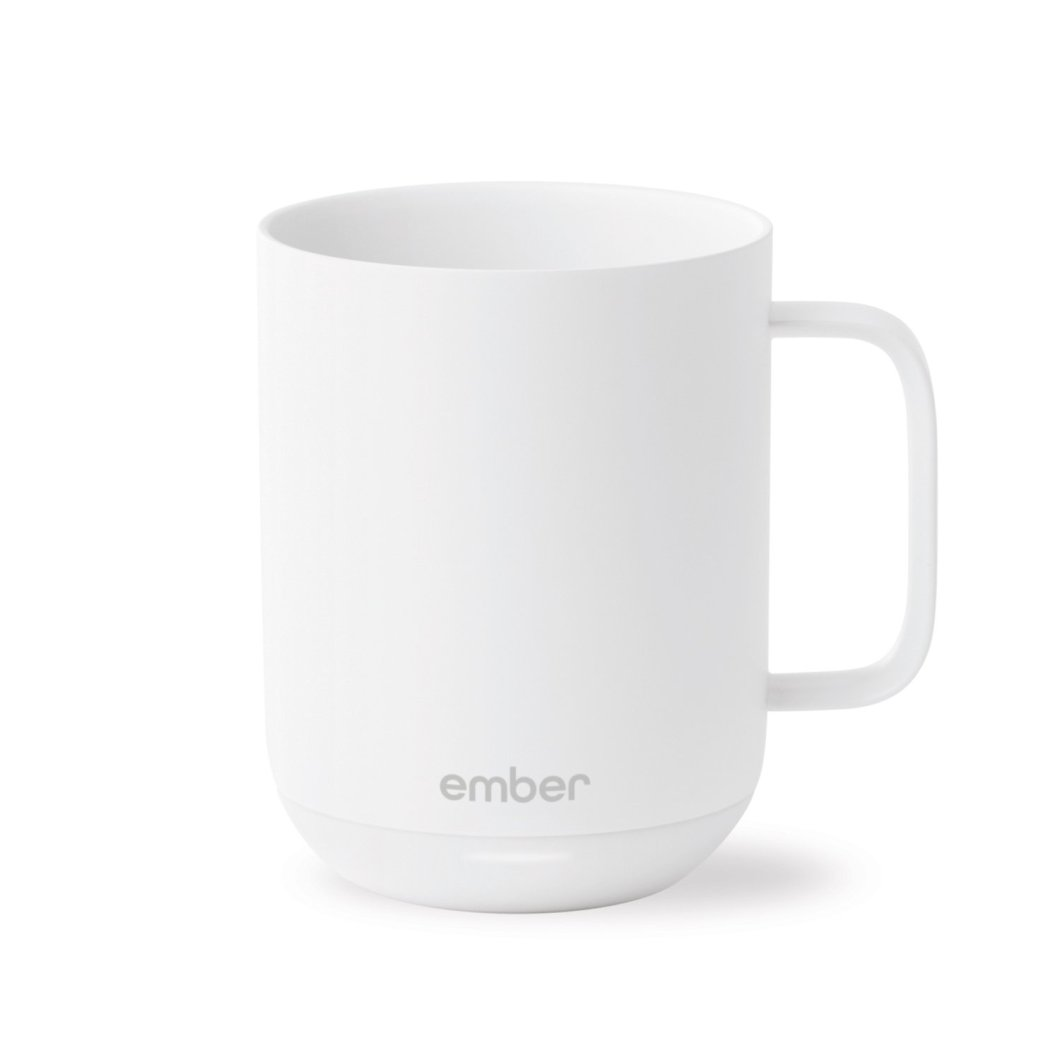 The Ember Ceramic Mug Lets You Temperature Control Your Drink