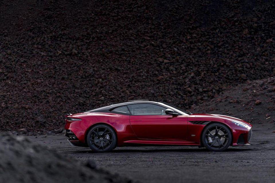 The DBS Superleggera Is Our New Favorite Aston Martin