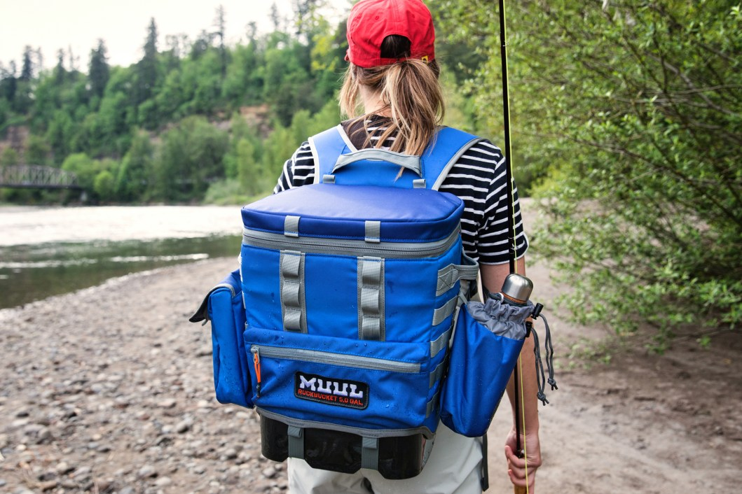 "The MUUL Ruckbucket Is The World's ""Toughest Insulated Backpack"""