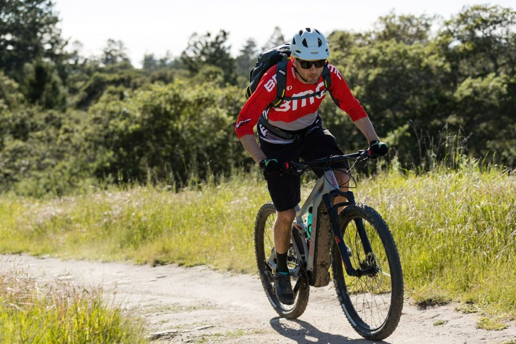 BMC Speedfox AMP THREE: Electric Mountain Bike From Switzerland