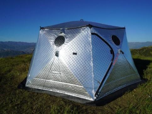 Shiftpod 2 Advanced Shelter Systems