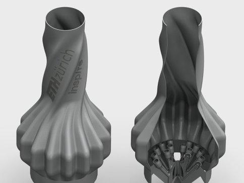 Peakboil Camp Stove 3D Printed