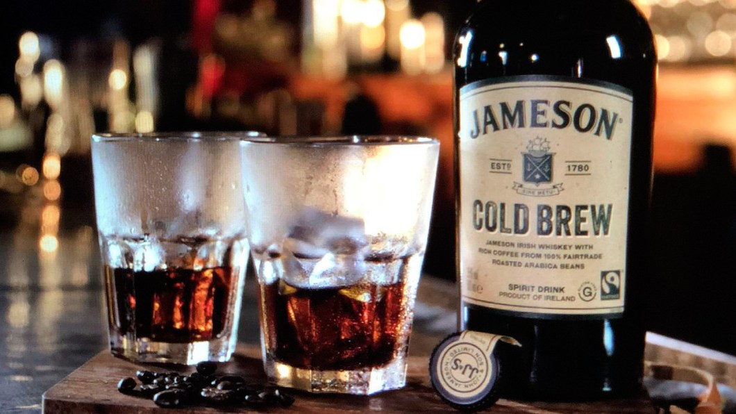 Grab A Bottle of Jameson Cold Brew As The Weather Cools Down