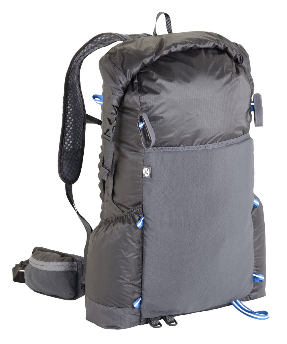 The Gossamer Gear Murmur 36 Weighs 8.5 Ounces