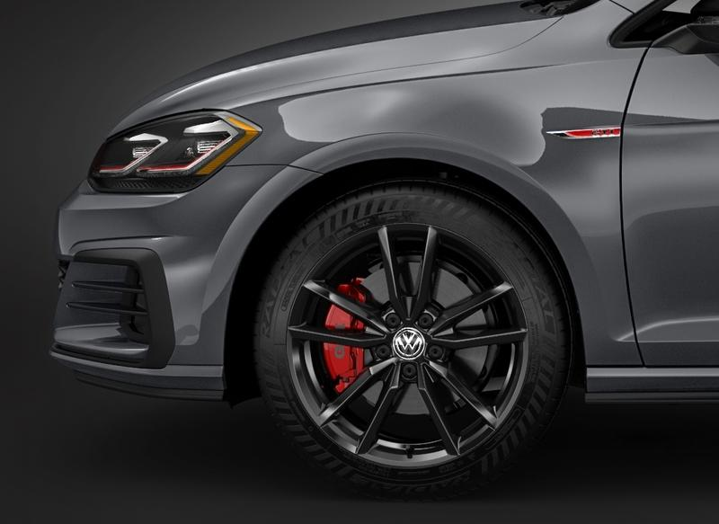 The 2019 Golf GTI Looks Absolutely Ready To Rock