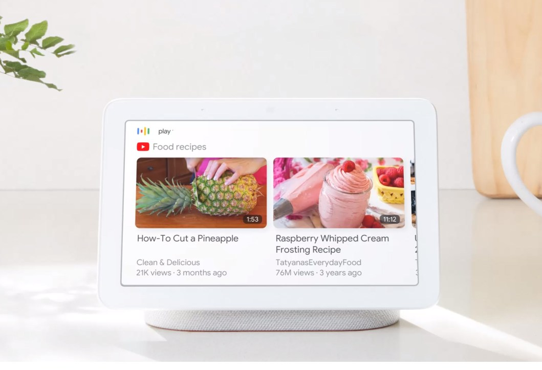 The Google Home Hub is the Best Smart Controller Yet