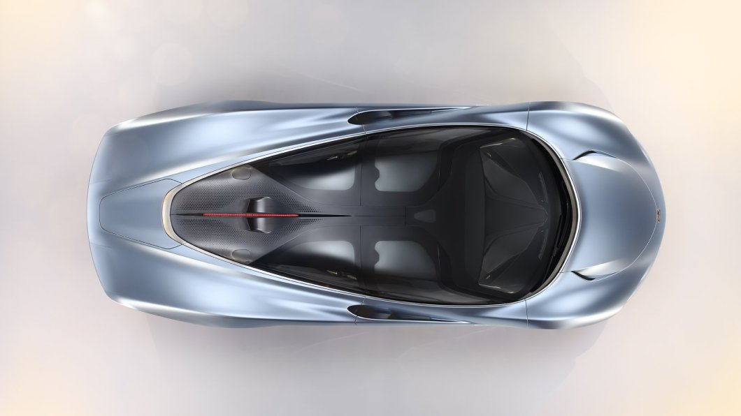 The McLaren Speedtail Is A Worthy Successor To The F1