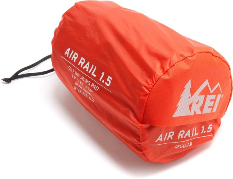 Best Sleeping Pads: REI Co-Op Air Rail 1.5