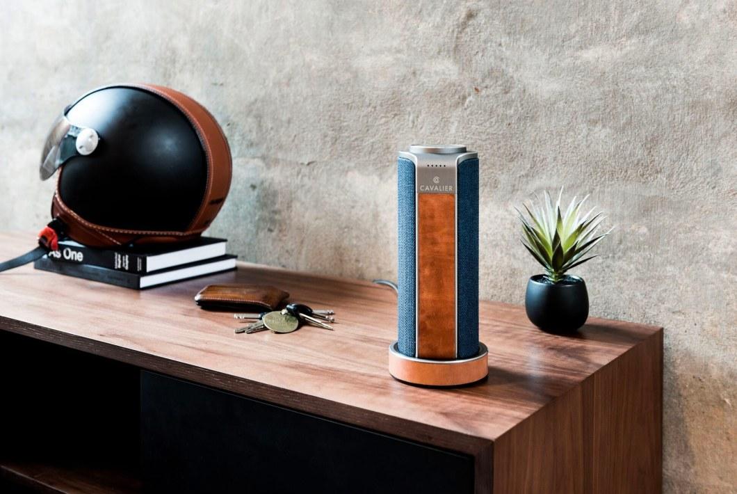 Cavalier Maverick Portable Speaker: Yeah, This Looks Nice.