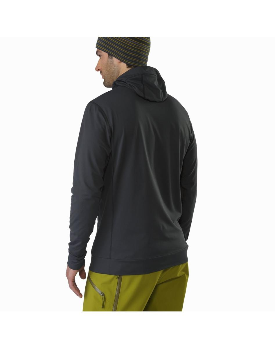 This Super Stretchy Arcteryx Stryka Fleece Belongs In Your Kit