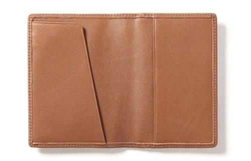 Leatherology Passport Cover