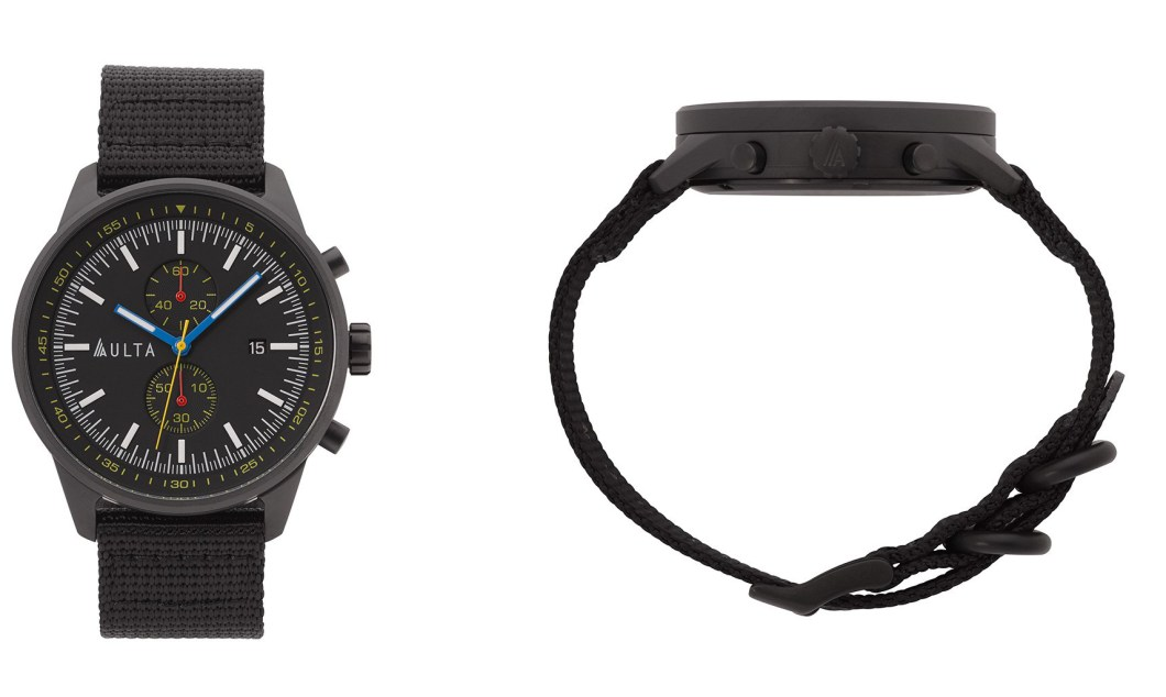 Aulta Surf Chronograph's Are Built For Adventure