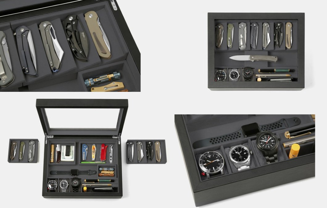 The Massdrop Cache Is The EDC Tray We All Need