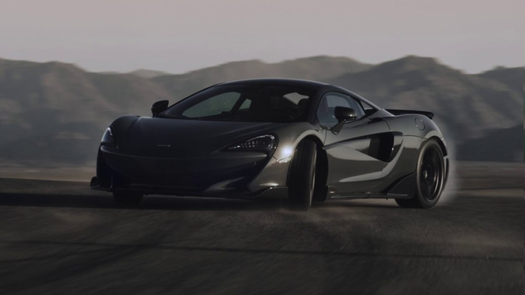 Yes, The McLaren 600LT Spider Has A Retractable Roof – And That's Pretty Cool