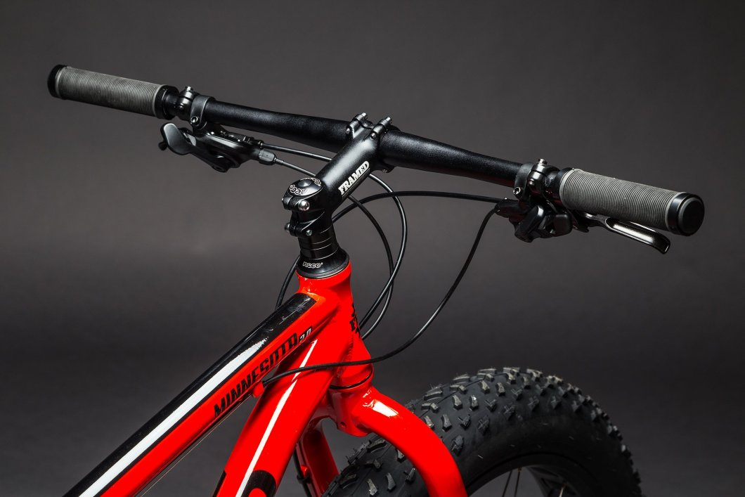Here's A Fat Bike You Can Actually Afford This Winter: FRAMED Minnesota 2.0