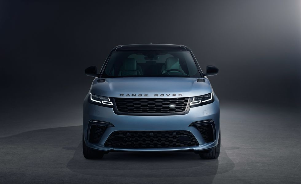 Range Rover is Bringing Us A New Velar for 2020, and It's Got a V8