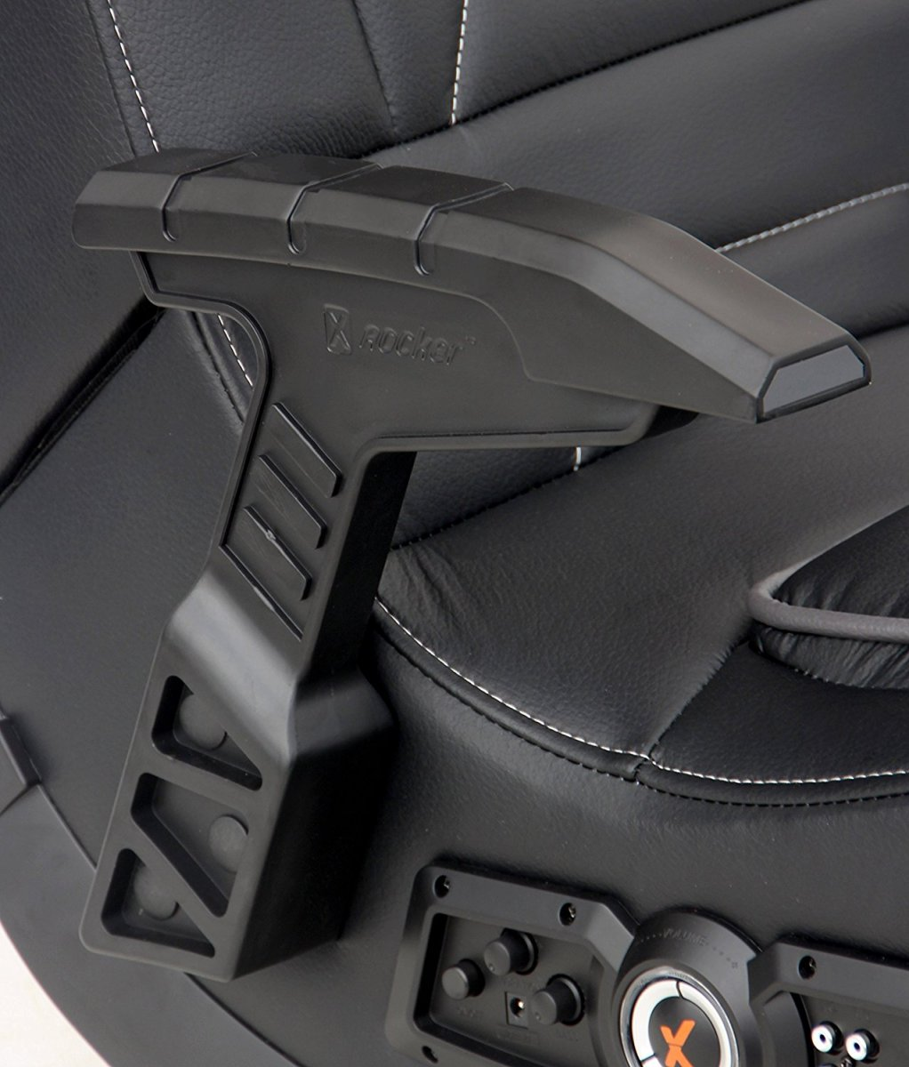 The X Rocker Video Gaming Chair Is Crazy