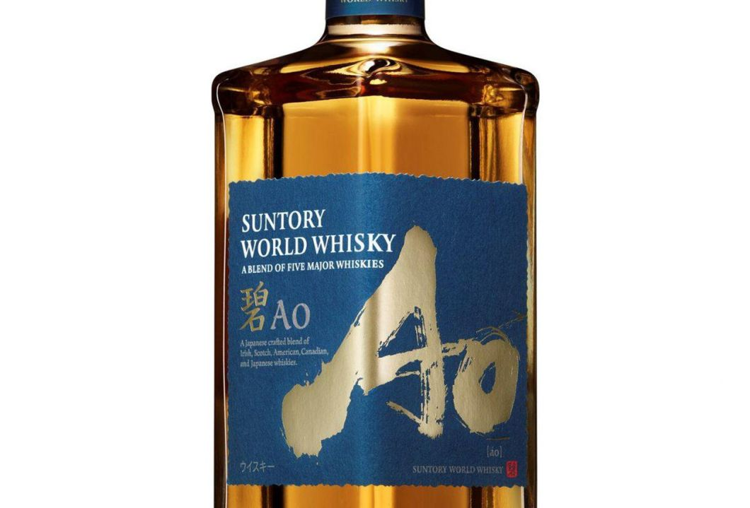 Suntory AO World Whisky Comes From 5 Different Countries