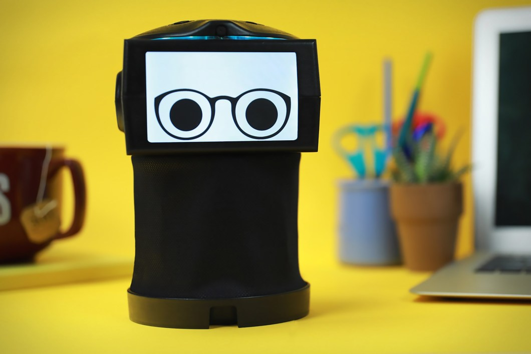 Meet Peeqo, the Robot Who Talks In GIFS and memes