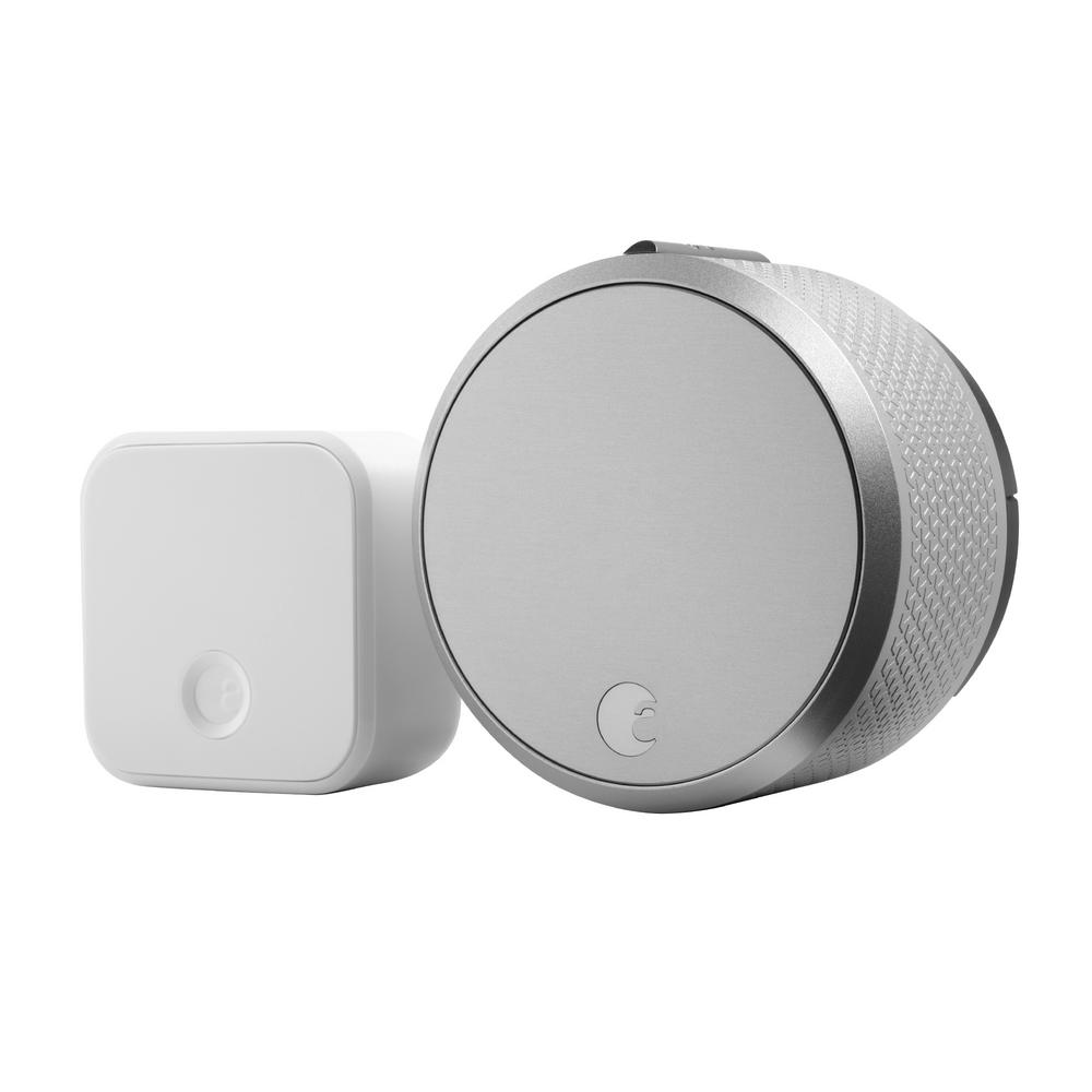 The 3rd Gen August Smart Lock Pro 3rd Gen is a Must-Have for Home Security