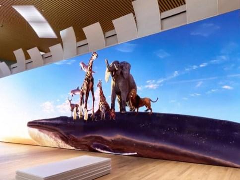 Sony 16K Crystal LED TV