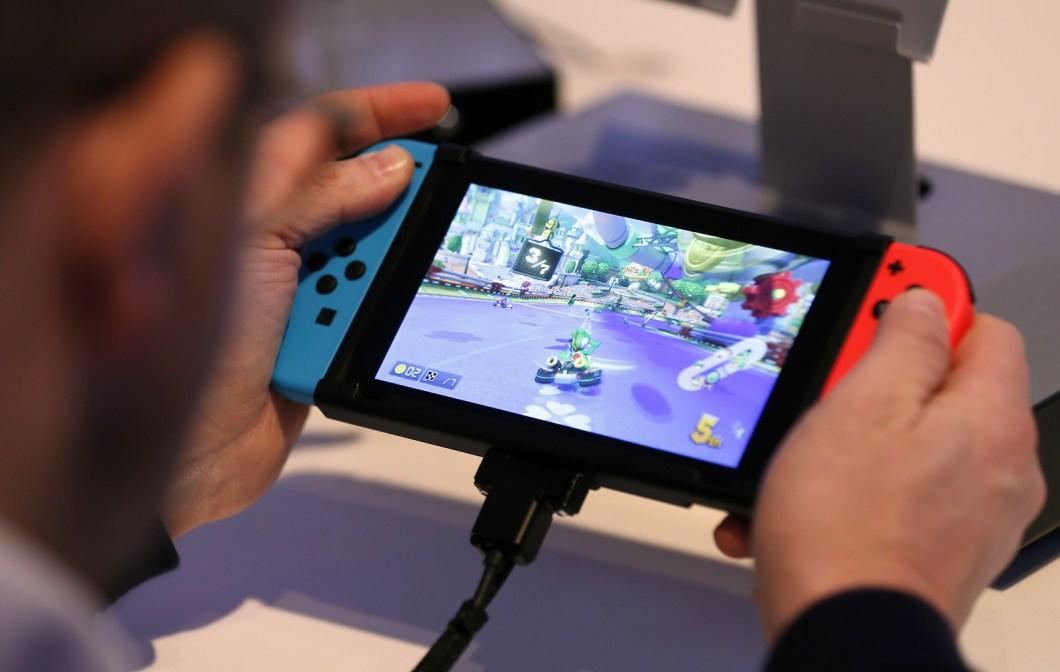 New Nintendo Switch: Same Nintendo Charm, Better Hardware