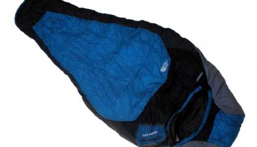 North Face Cat's Meow Sleeping Bag Review