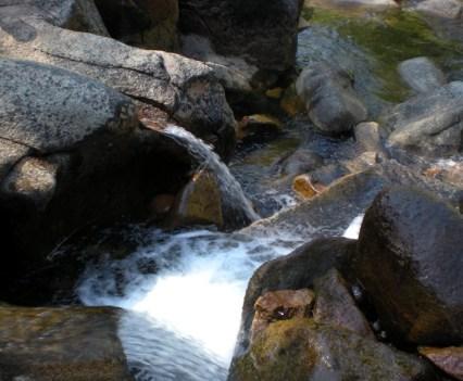 Consumnes Waterfall