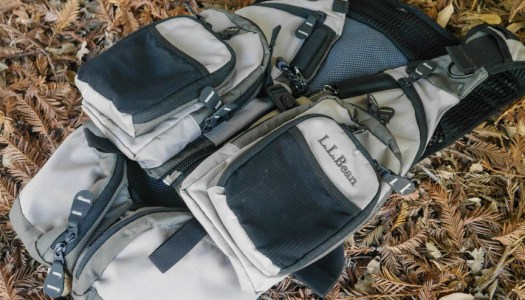 L.L.Bean Rapid River Vest Pack Review