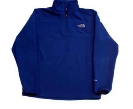 Nimble Zip Shirt Front