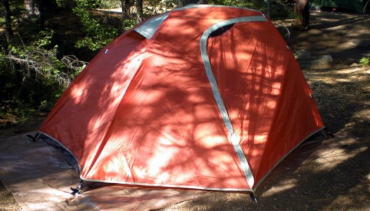 Alps Zephyr/Zenith 3 Person Tent Review