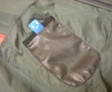 Essential Interior MP3 Pocket