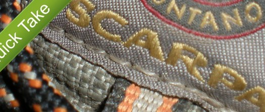 Scarpa Zen Approach Shoe Review