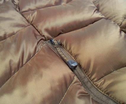 Downlight Zipper Pull