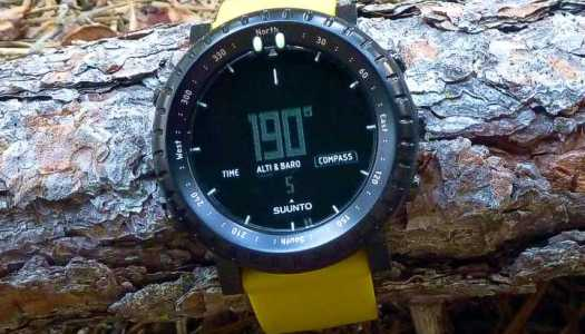 Suunto Core Crush ABC Watch Review