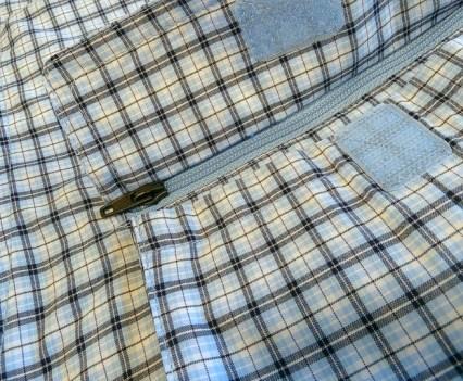 Air Strip Pocket Detail