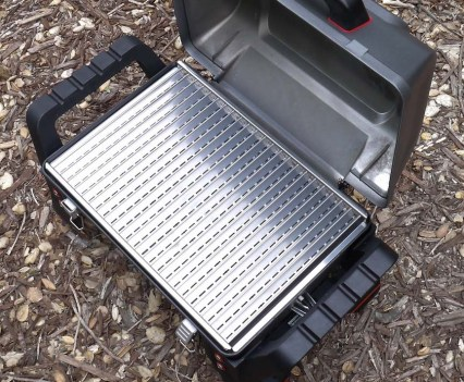 Grill2Go x200 cooking surface