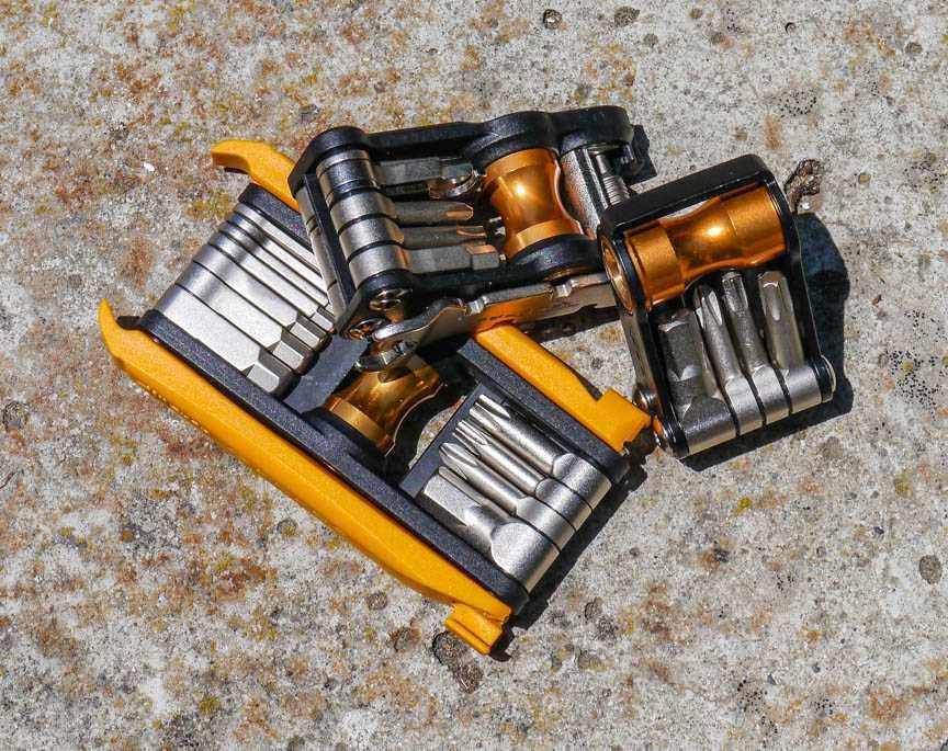Serfas Multi Tools