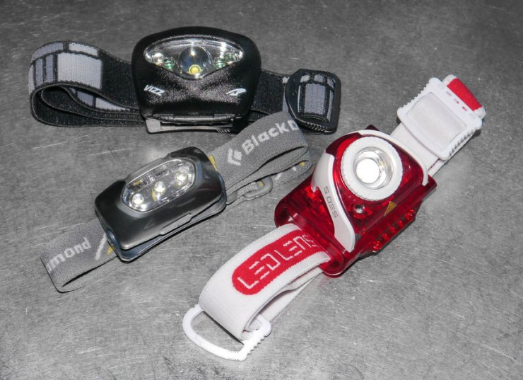 Top Headlamps