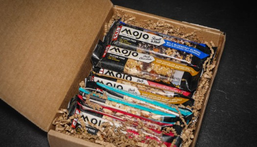 Clif Mojo Gluten Free Bar Review